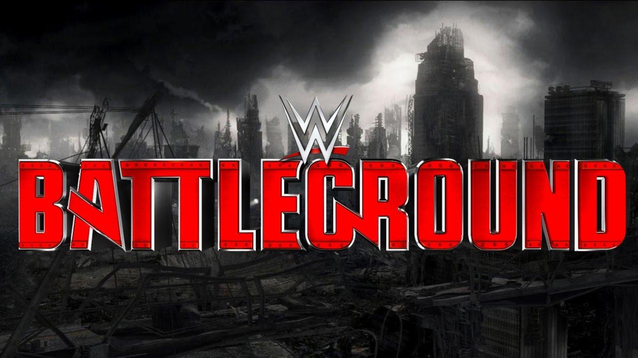 WWE Battleground 2017     VoxCatch