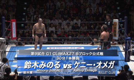 G1 Climax Day 2