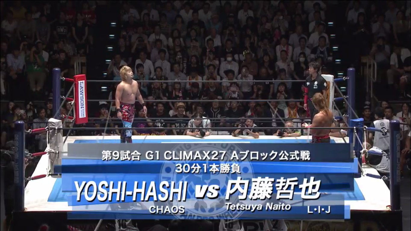 G1 Climax Day 3