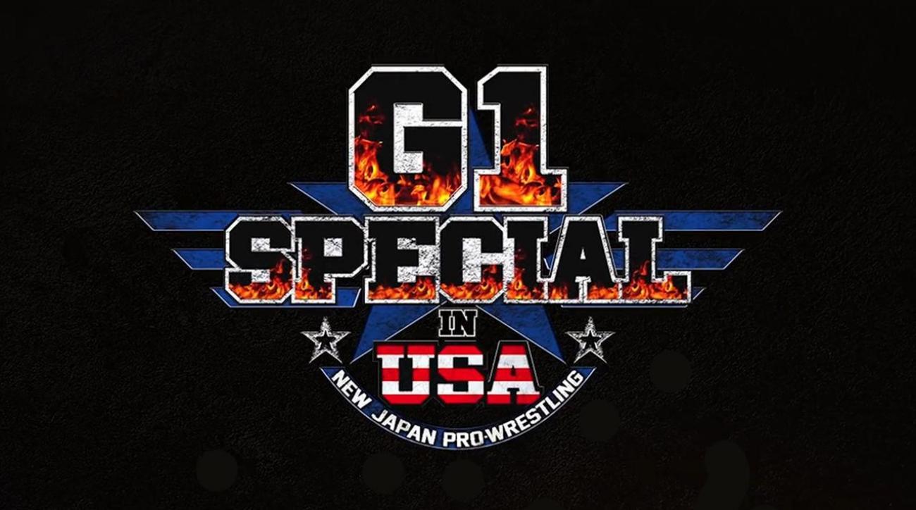 NJPW G1 USA