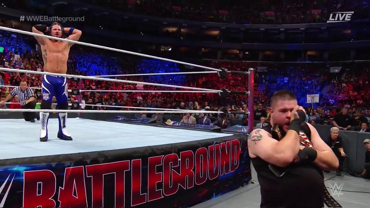 styles owen battleground