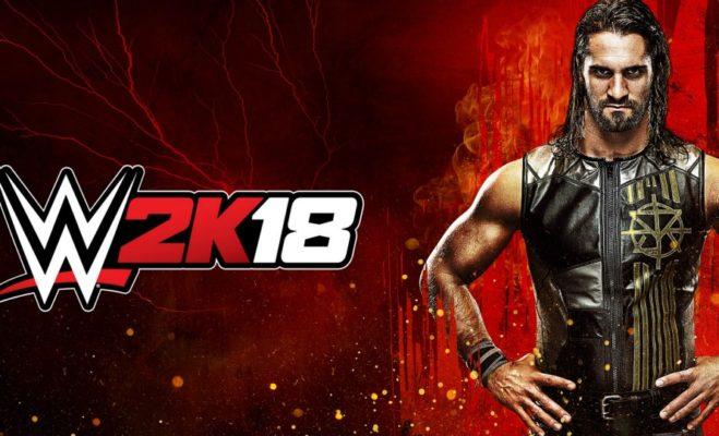 Retour (virtuel) sur le ring pour Kurt Angle dans WWE 2K18 !