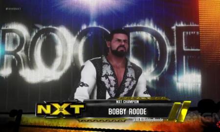 Bobby Roode WWE2K18