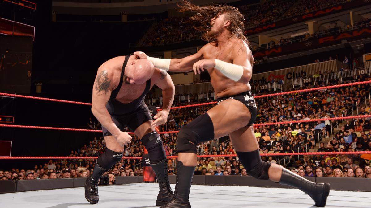 Raw Big Show Big Cass