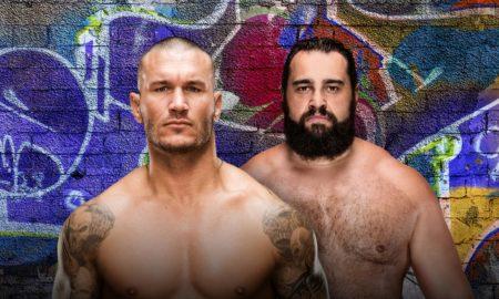 SummerSlam Rusev Randy Orton
