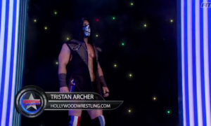Tristan Archer Championship Wrestling from Hollywood