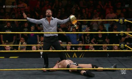 bobby roode my nxt