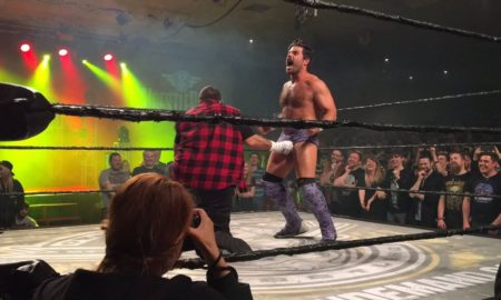 joey ryan mick foley