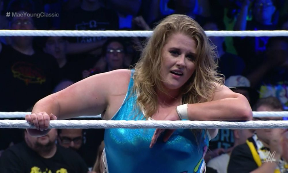 wwe mae young classic   u00e9pisode 3   stand your ground