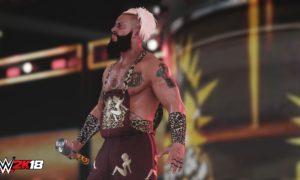 Enzo Amore WWE 2K18