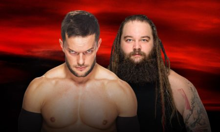 No Mercy Balor Wyatt
