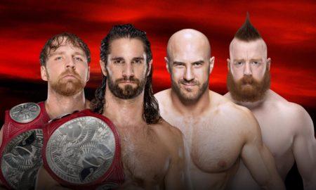 No Mercy Rollins Ambrose Sheamus Cesaro
