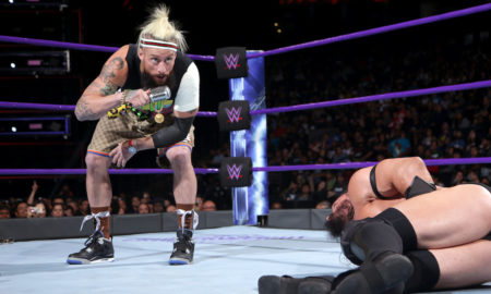 enzo amore neville