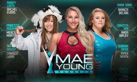 mae young classic deuxieme tour