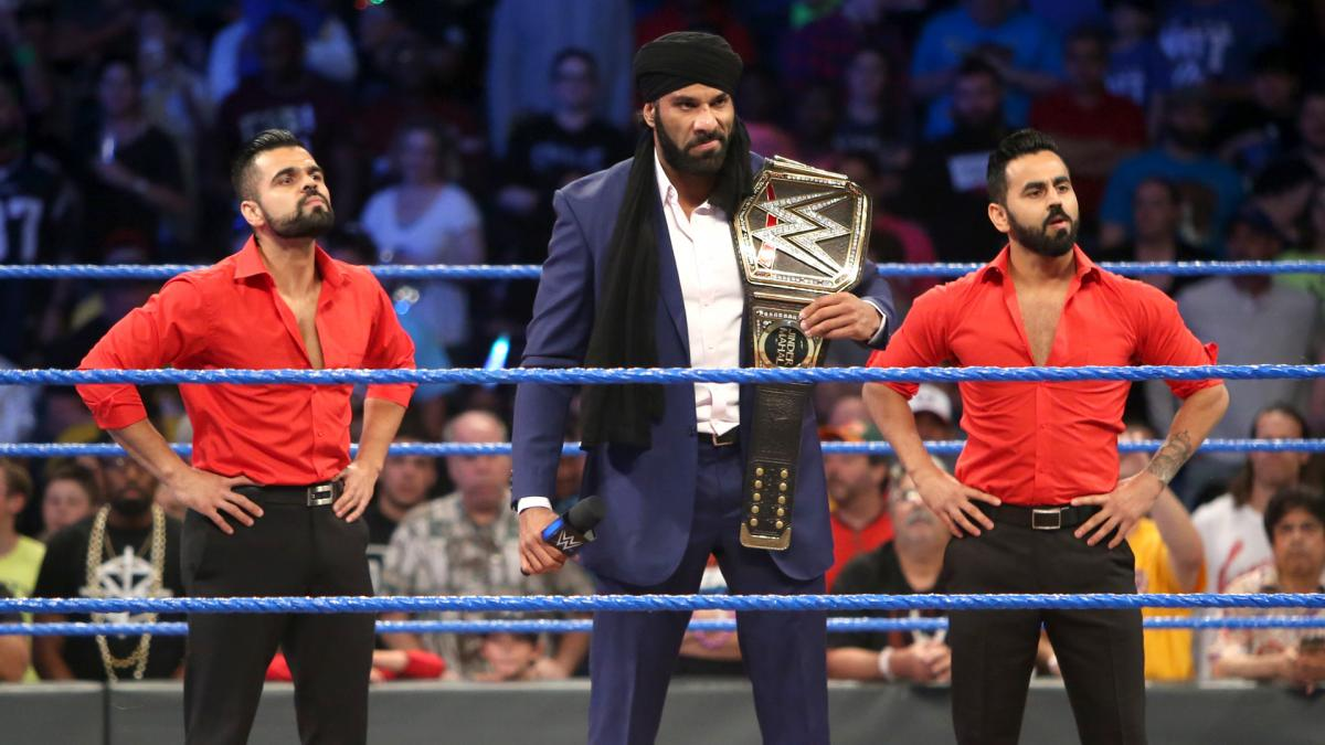 jinder mahal singh brother