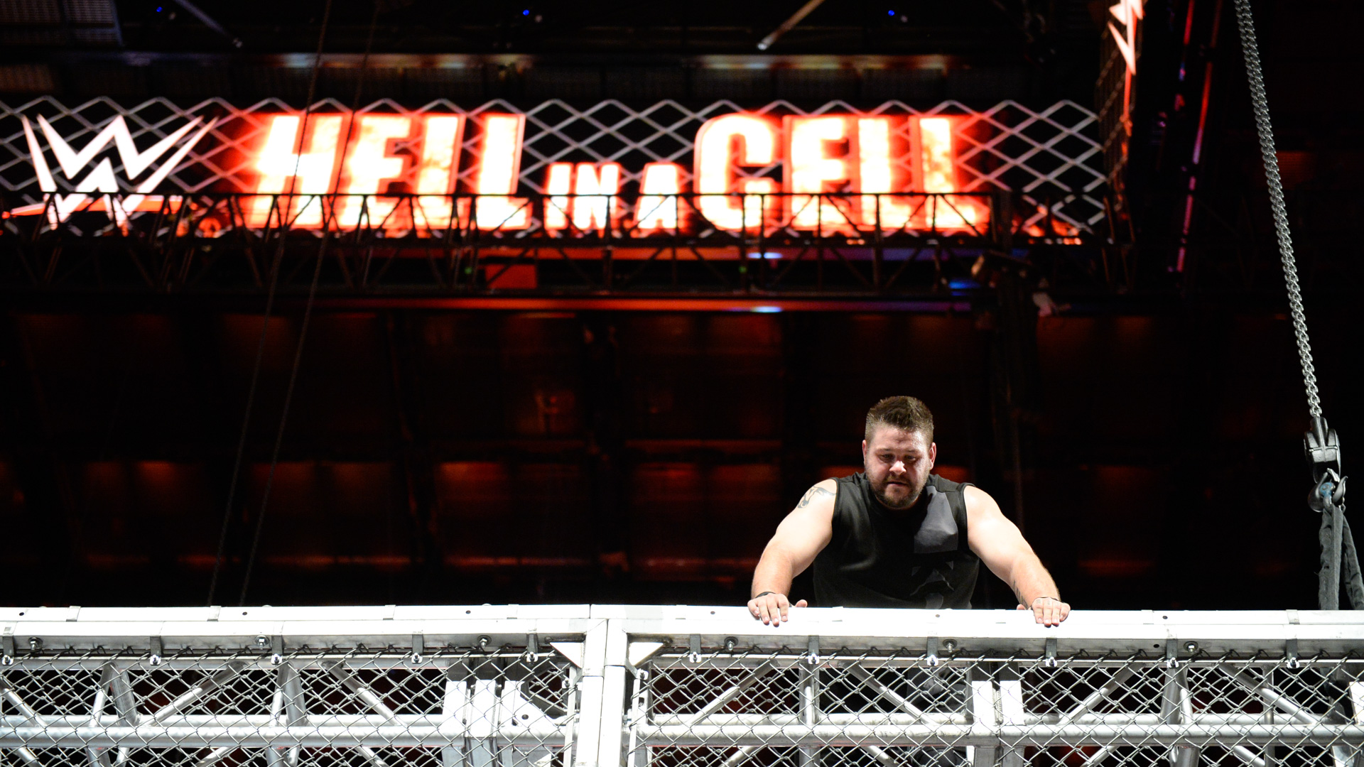 kevin owens hell in a cell