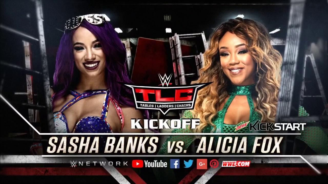 sasha banks alicia