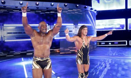 Chad Gable Shelton Benjamin