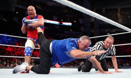 Kurt Angle Survivor Series
