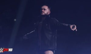 finn balor WWE 2K18