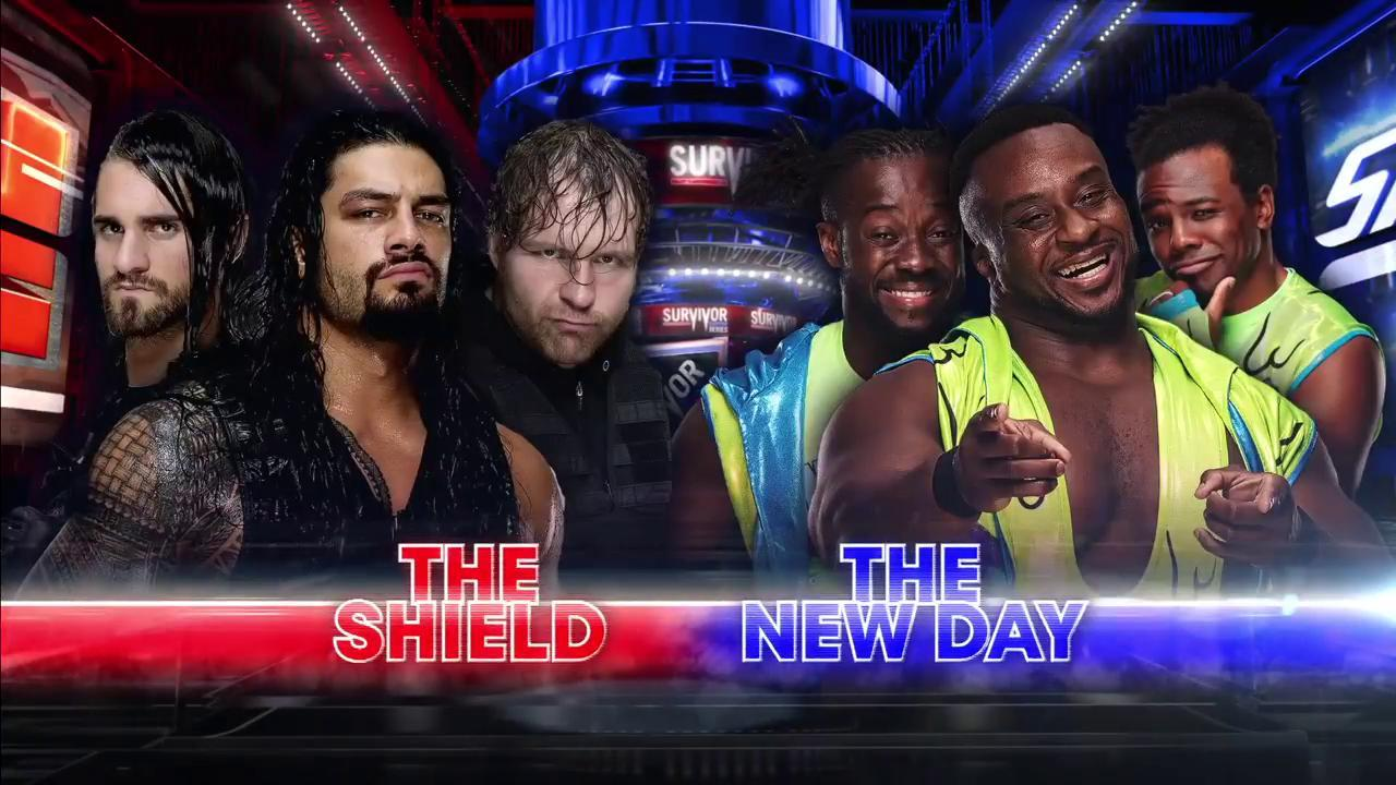 shield new day