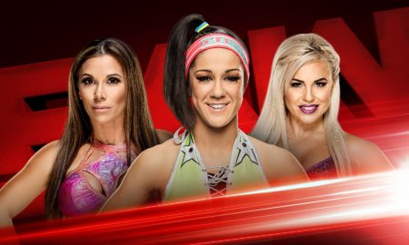 triple menace raw series