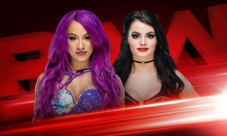 Raw Paige Sasha Banks