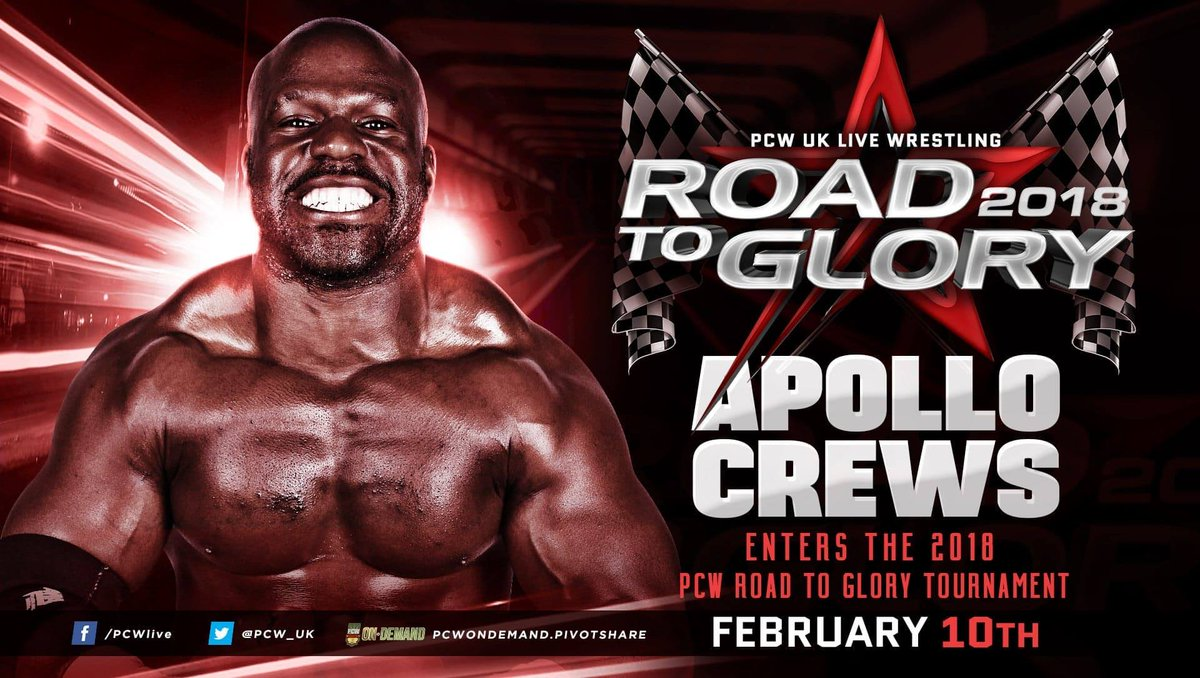 appolo crews pcw road to glory
