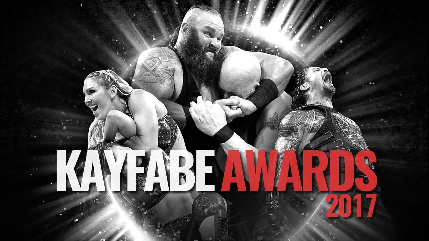 kayfabe awards 2017