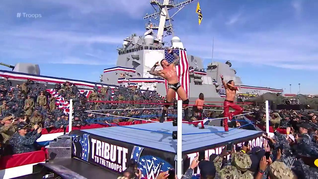 tribute to the troops 2017