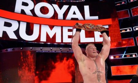brock lesnar rumble