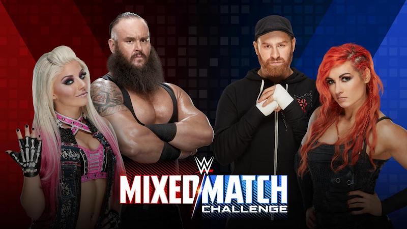 mixed match challenge 3