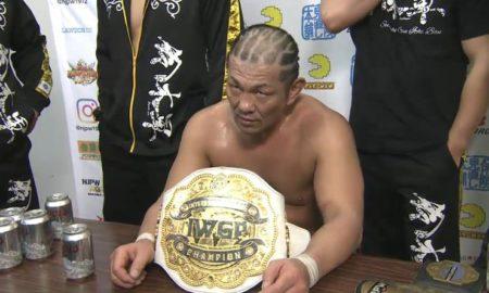 suzuki ic iwgp champ