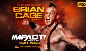 Brian Cage Impact