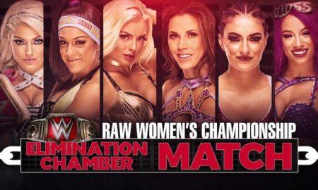 elimination chamber féminin