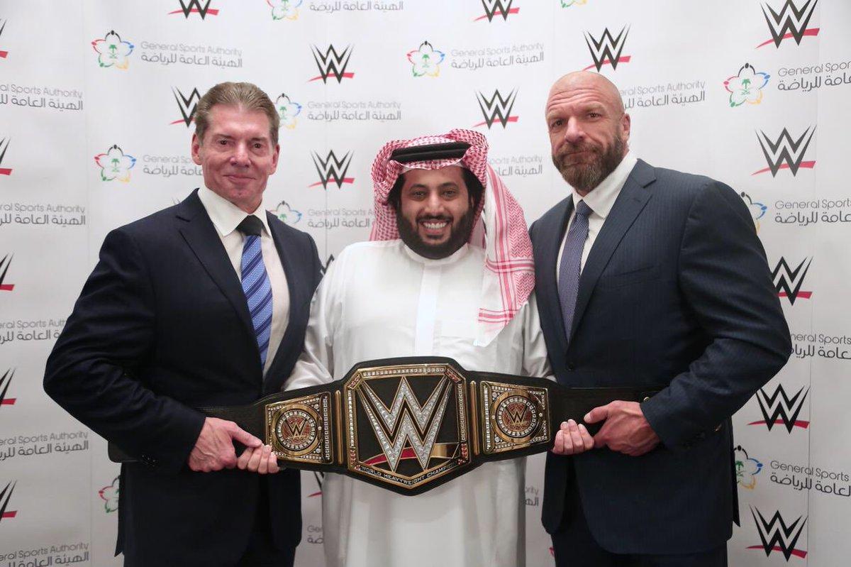 wwe arabie saoudite