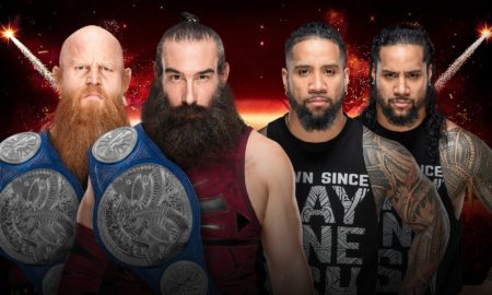 Usos Bludgeon Brothers WWE