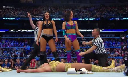 iconic smackdown