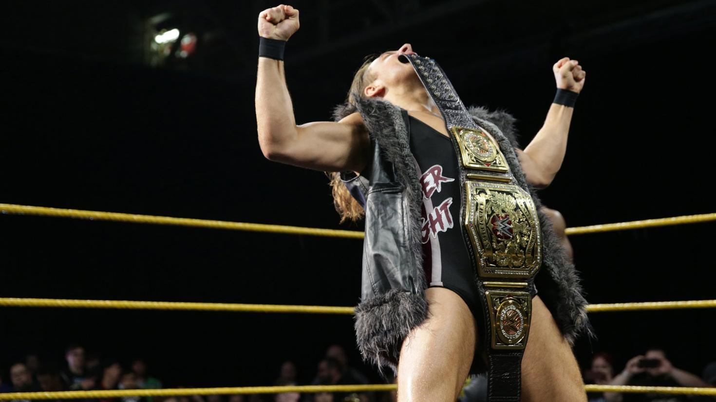 pete dunne champion