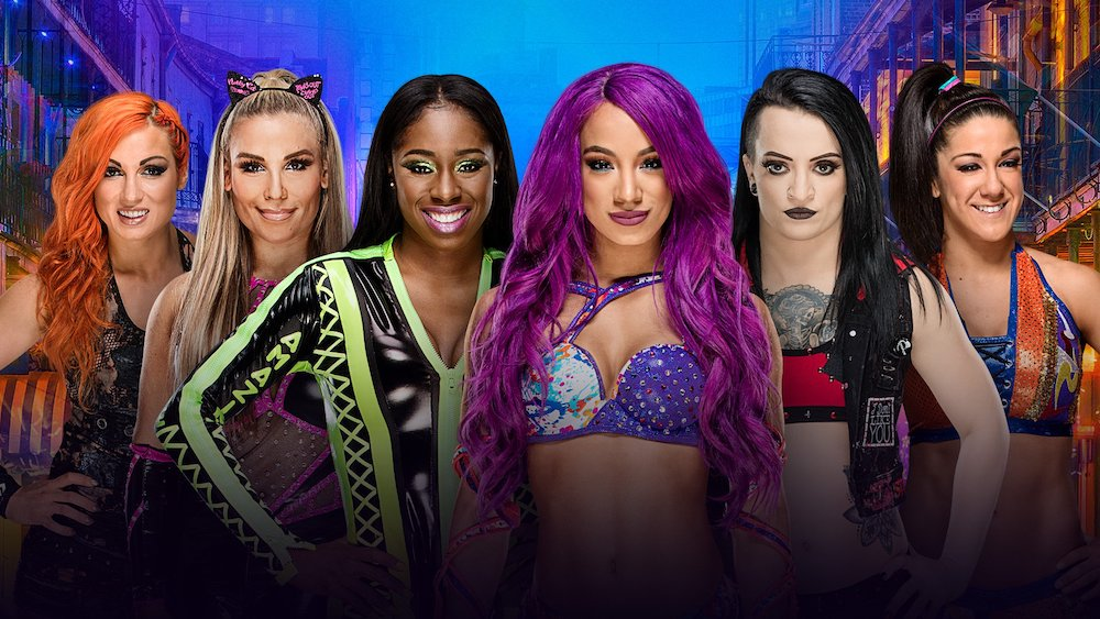 women battle royal