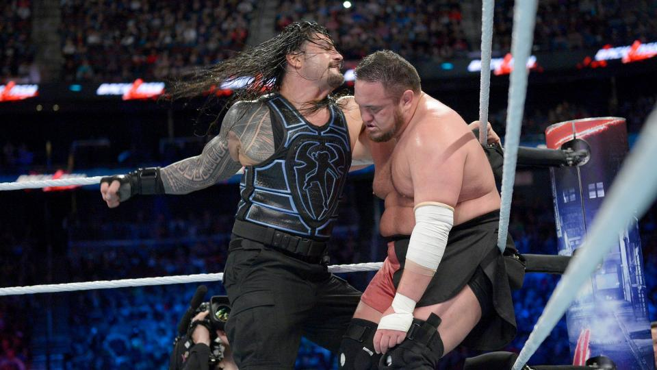 Backlash Reigns Joe