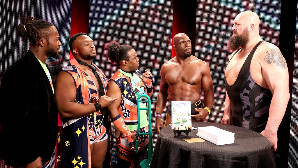 big show new day