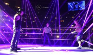 undertaker john cena wrestlemania 34