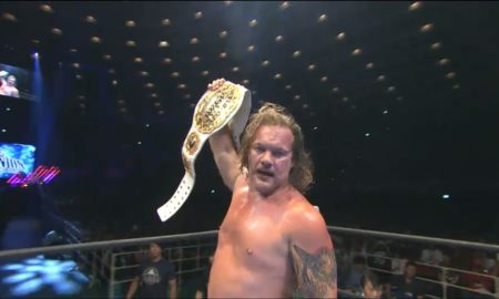 jericho njpw intercontinental