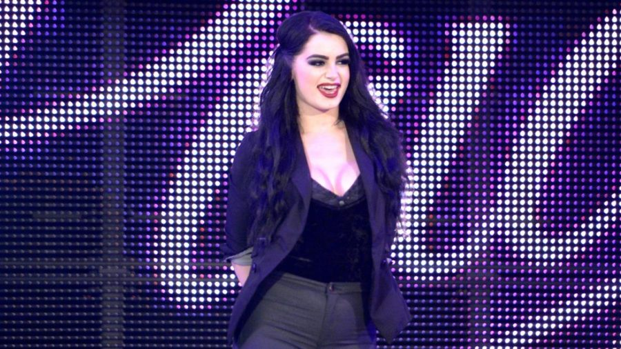 paige wwe smackdown