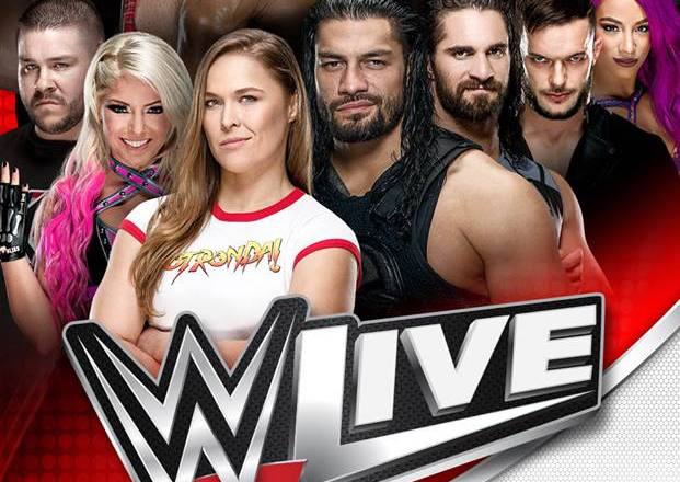 wwe raw live france