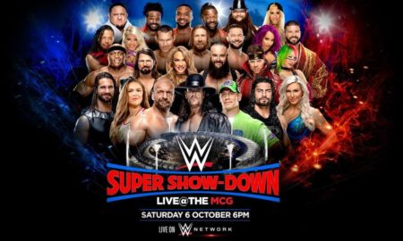 wwe super show down
