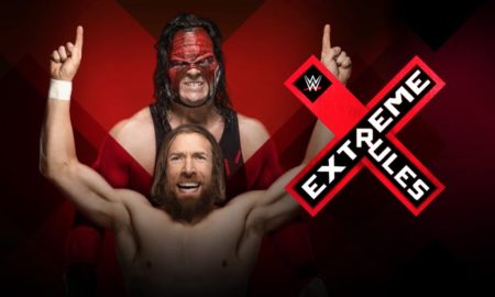 extreme rules 2018 poster
