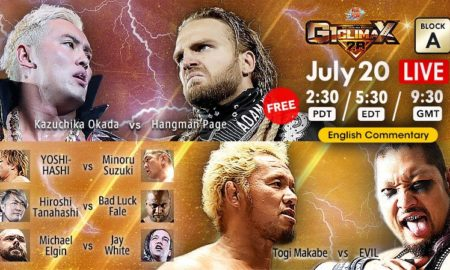 g1 climax 5