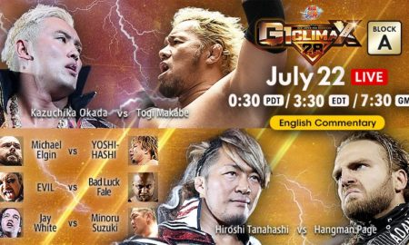 g1 climax 67